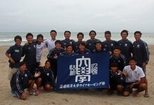学生トレーナーチーム(Lifesaving Club Conditioning Team)