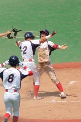 硬式野球部 春季リーグ戦1位通過 12年ぶりの全国出場!