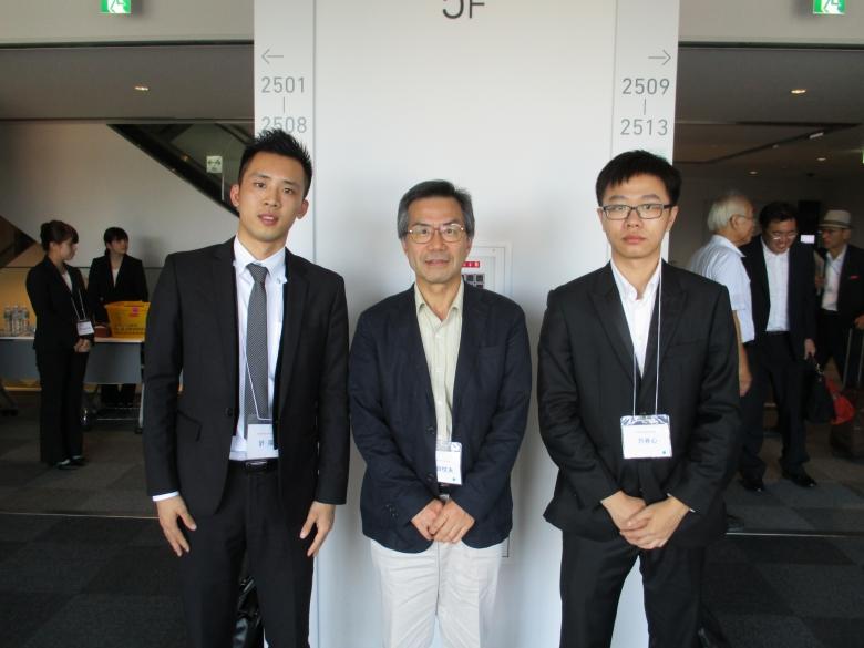 日本物流学会において大学院生が研究成果を発表