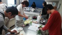 ぴあ+『料理教室』を開催しました。