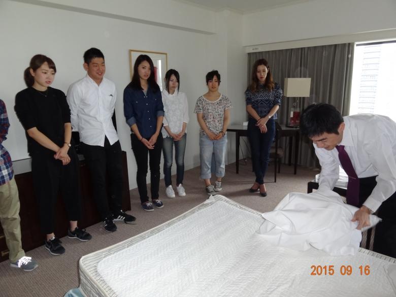 国際観光学科 秋山ゼミ活動報告
