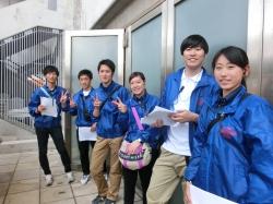 日刊スポーツ主催「JA全農チビリンピック2016」の運営ボランティアに参加(西機ゼミ3年)
