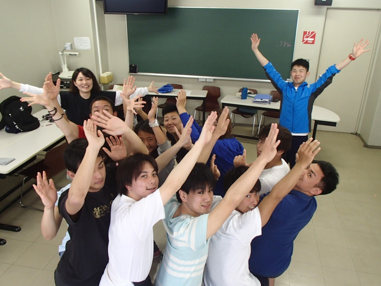 3年松田ゼミ、コミュニケーション促進のため出張ゼミを実施