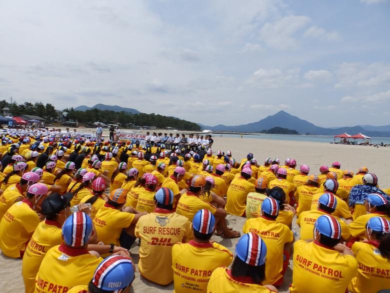 全日本種目別選手権・個人優勝 ライフセービング部