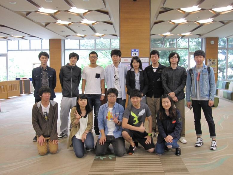 3-4年合同のゼミ合宿を開催しました(流通情報学部・横井ゼミ)