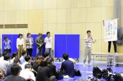 「特別奨学生 夏季研修会」を開催しました