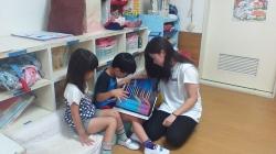授業紹介【保育内容演習(人間関係)】 保育園の子どもたちとかかわり