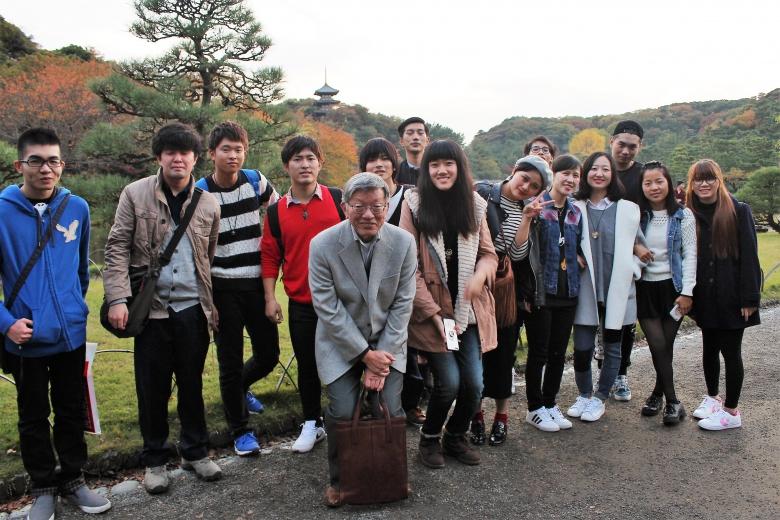 2年高田ゼミ「観光港湾都市横浜に行きました」