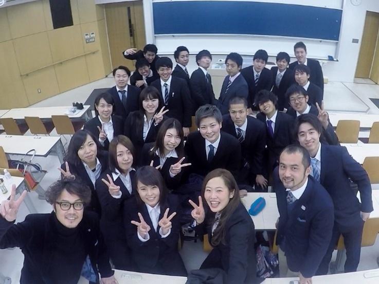 福ヶ迫ゼミ・武田ゼミが卒業論文発表会を開催