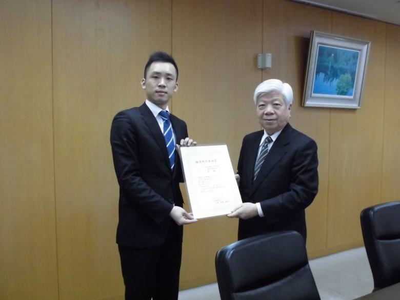 大学院生が日本物流学会より「物流研究奨励賞」を受賞しました