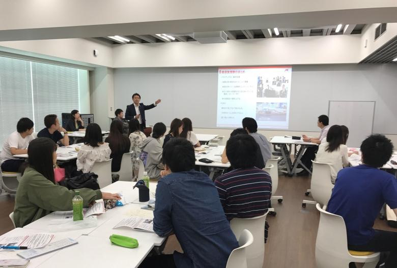 プロジェクト学習「松戸市の学生観光サポーター事業」活動報告2