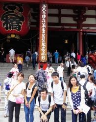 プロジェクト学習「英語による東京観光ツアー企画」活動日記3
