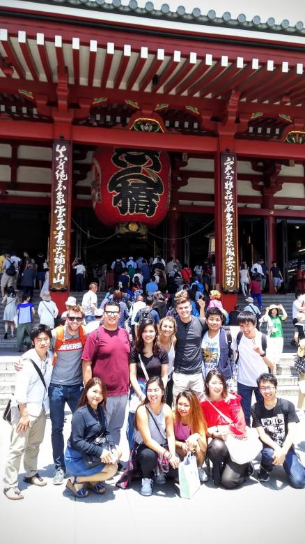 プロジェクト学習「英語による東京観光ツアー企画」活動日記4