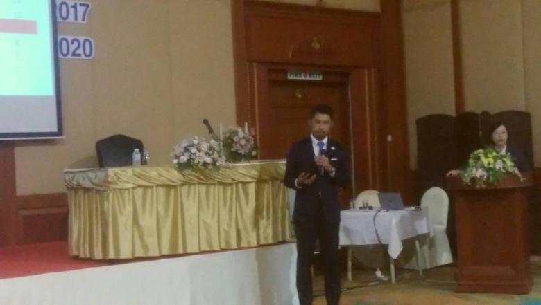 タイ王国スポーツ庁主催セミナーでの講演
