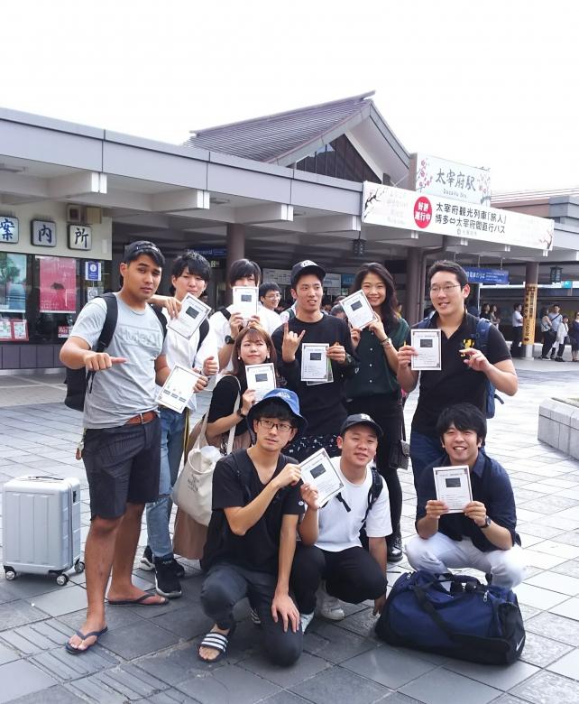 4年髙橋ゼミの活動②ゼミ旅行