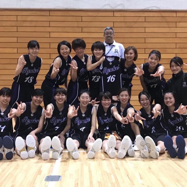 女子バスケットボール部 関東大学女子バスケットボールリーグ3部昇格
