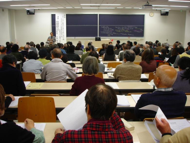 本学・松戸市教育委員会共催の講座「響き合う歴史と宗教」が終了しました