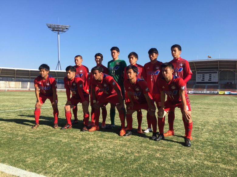 サッカー部 全日本大学サッカー選手権大会 決勝進出