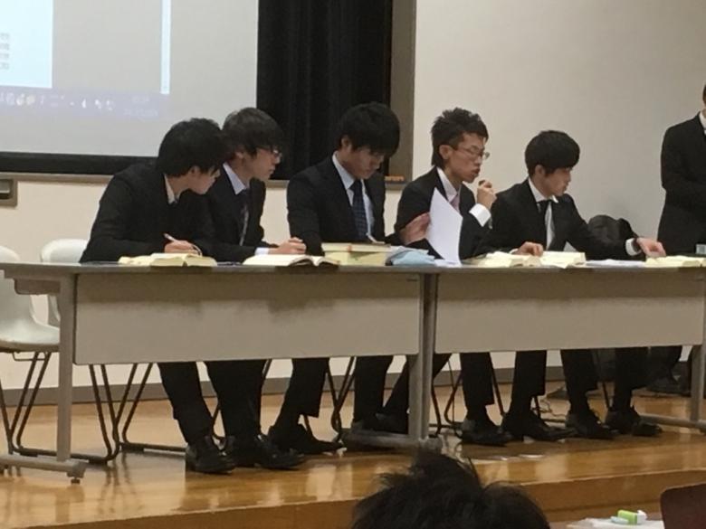 隅谷ゼミ・大西ゼミ 第7回北関東甲信越大学対抗学生法律討論会に参加しました