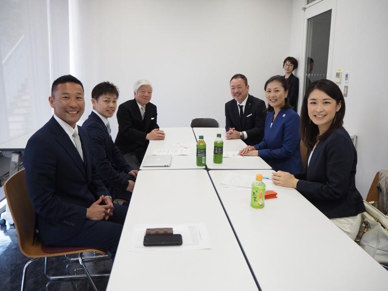 「東京2020応援プログラム(オールジャパン・世界への発信)」キックオフイベント