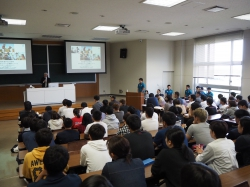 インドネシアプロジェクト報告会