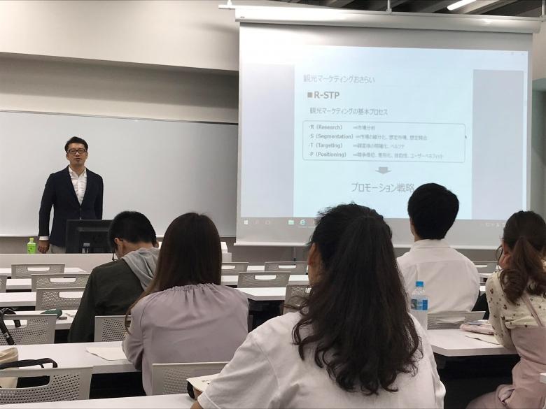 プロジェクト学習 「松戸市の学生観光サポーター事業」Ver.4