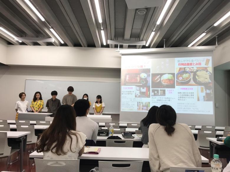 プロジェクト学習 「松戸市の学生観光サポーター事業」Ver.6