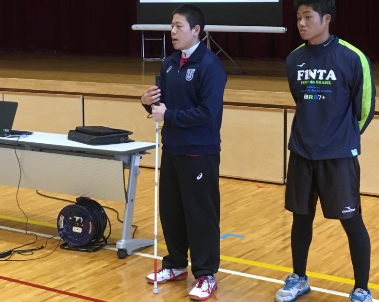 パラリンピック正式種目「ゴールボール」を日本代表から学ぶ