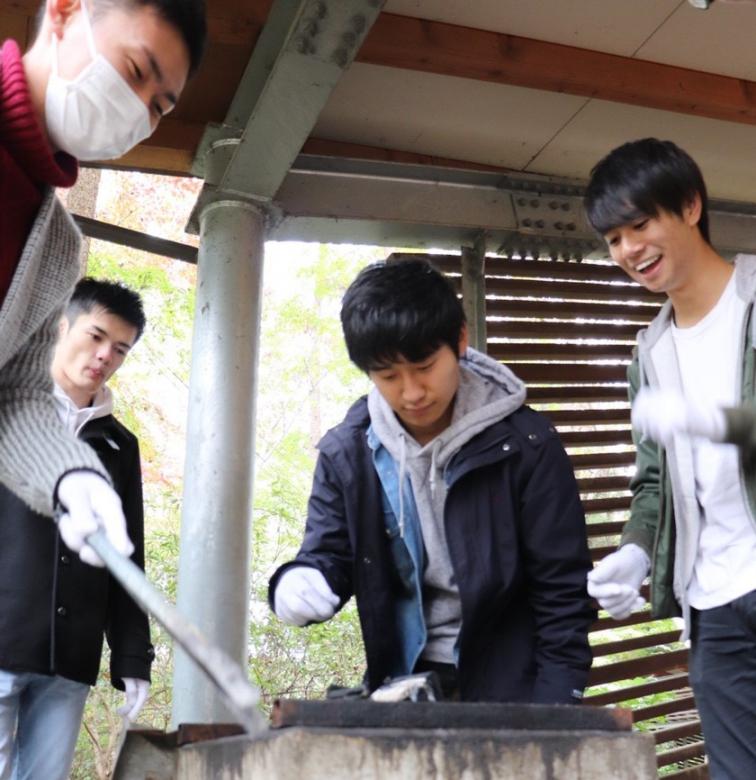 澤海3年ゼミの活動②~BBQを開催して~
