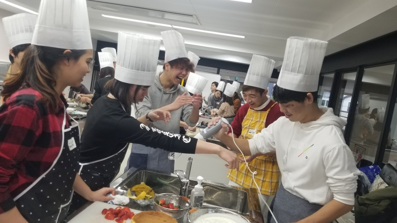 ぴあ+『料理教室』を開催しました
