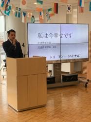 第一回 流通経済大学スピーチコンテストを開催しました