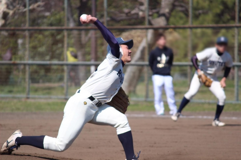 第22回全日本大学軟式野球国際親善大会に本学学生が出場