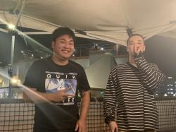 3年澤海ゼミの活動②~BBQを通じた交流~
