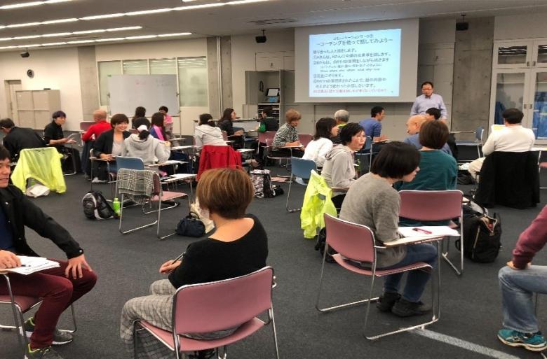 スポーツコミュニケーション学科の教員が健康運動指導士講習会の講師を務めました
