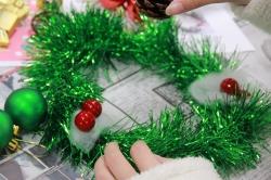 ぴあ+『みんなでクリスマスを飾りつけよう』を開催いたしました