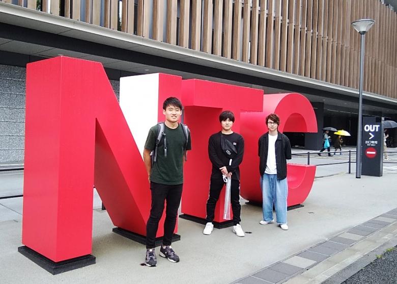 スポーツコミュニケーション学科の学生が味の素ナショナル・トレーニングセンター(NTC)訪問