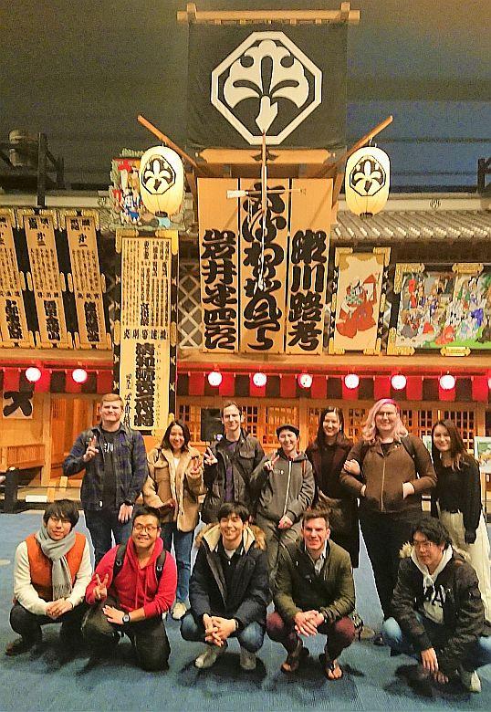 プロジェクト学習「英語による東京観光ツアー企画」②