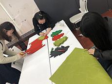 学生ボランティア活動:ふれ愛クリスマス