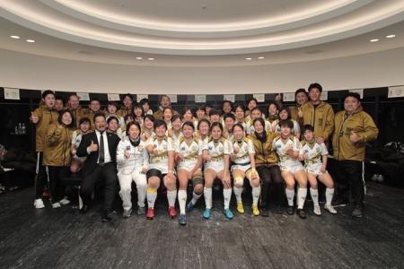 【RKUラグビー龍ケ崎GRACE】第6回全国女子選手権