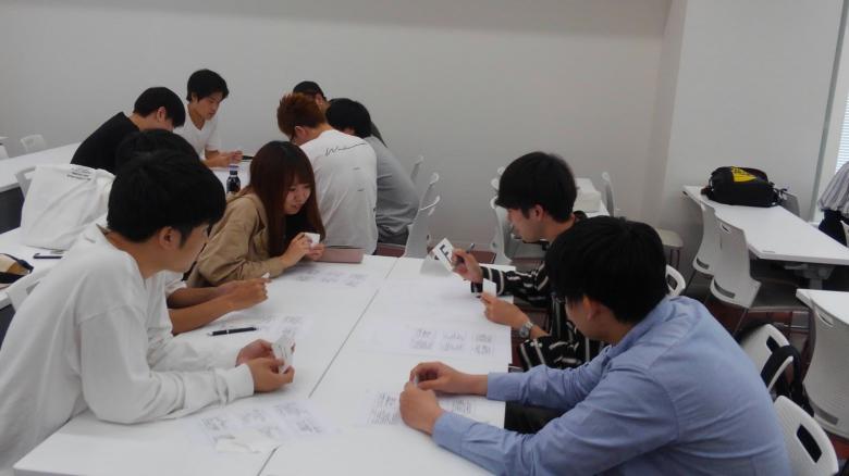 社会学科の科目紹介:「産業組織心理学」