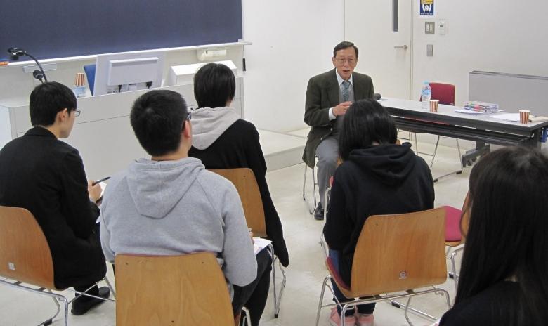 学生相談室主催年次イベント「どこでも習わなかった対人関係ことはじめ」を開催しました。