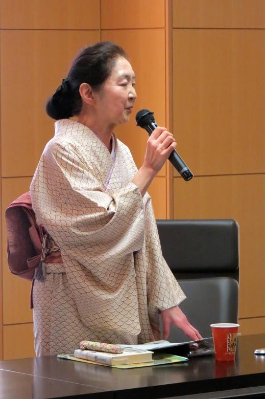 和田教授(法学部)の最終講義が行われました