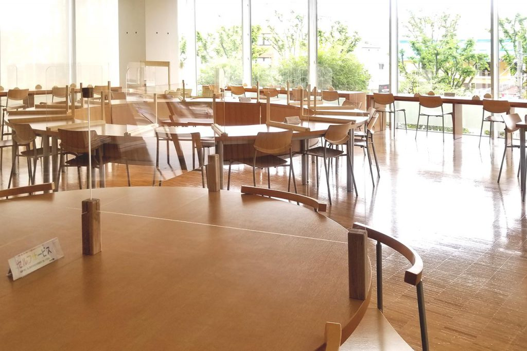 新松戸キャンパス カフェ