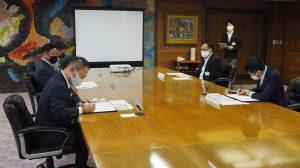 戸田市との包括連携協定2